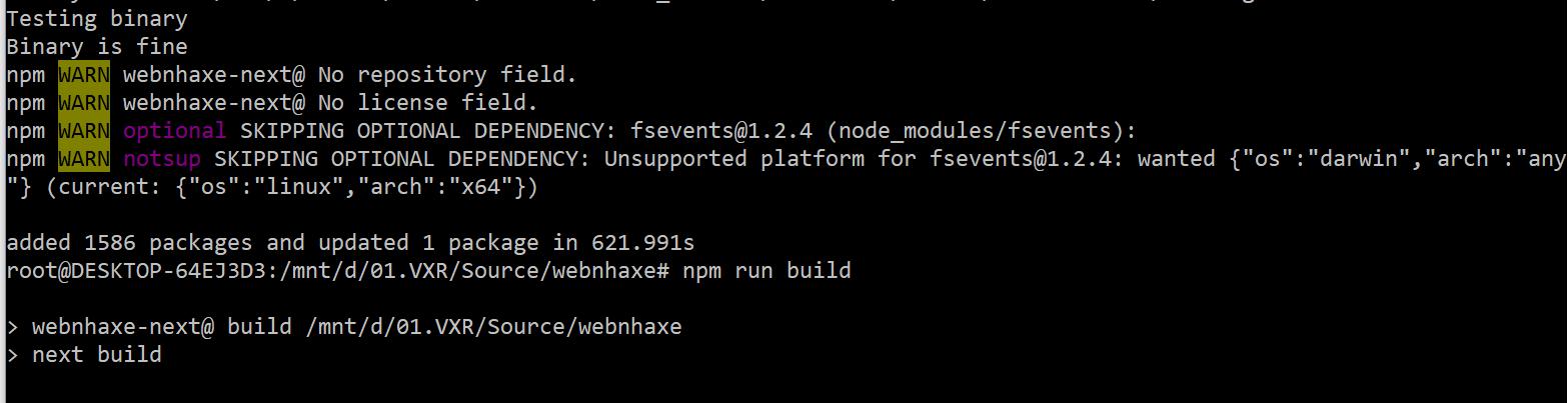 npm run build hangs forever · Issue #4647 · zeit/next js · GitHub