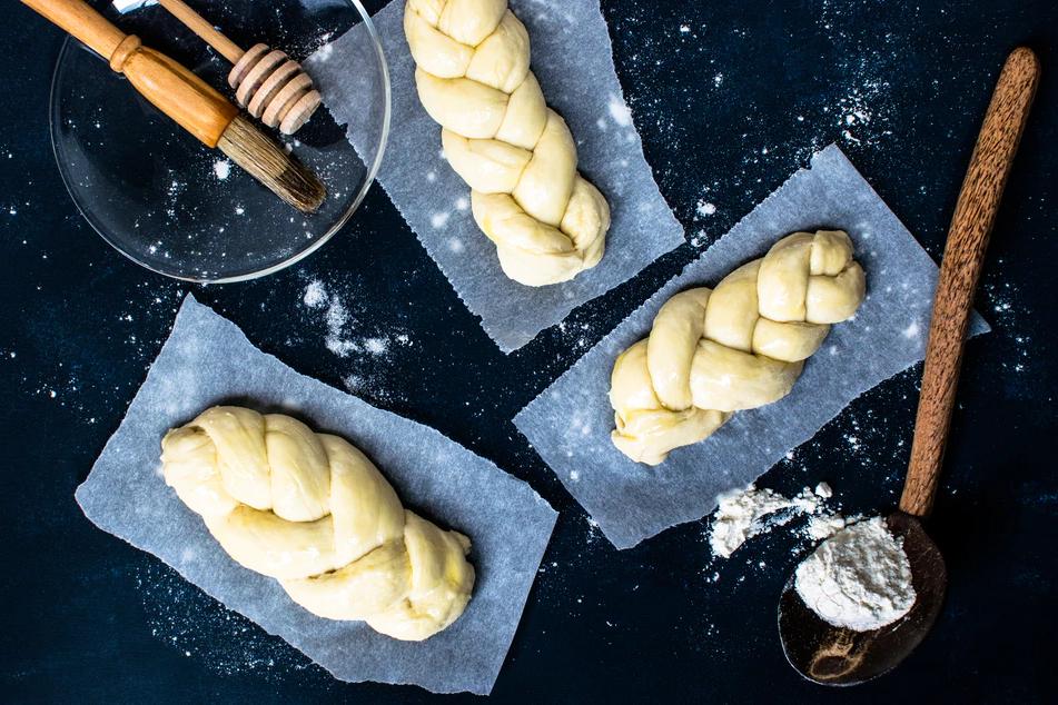 braided dough
