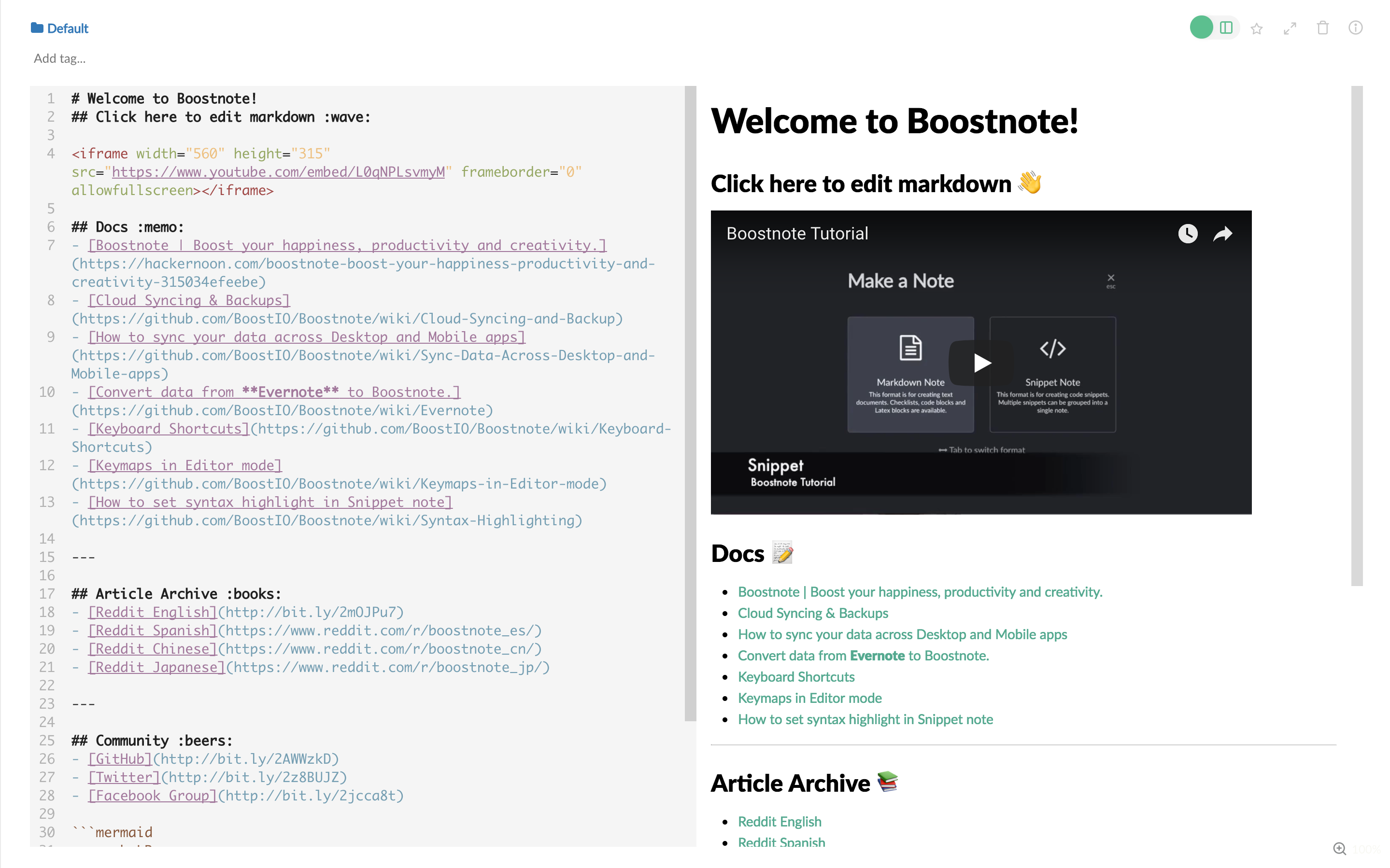Full preview mode · Issue #2339 · BoostIO/Boostnote · GitHub