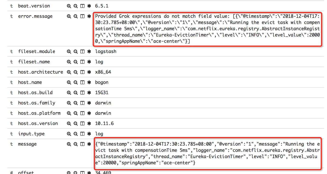 logstash module's `format: json` not make effect and json pipeline