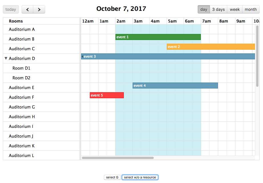 timeline selection rendering w/o a resource, too dark · Issue #382