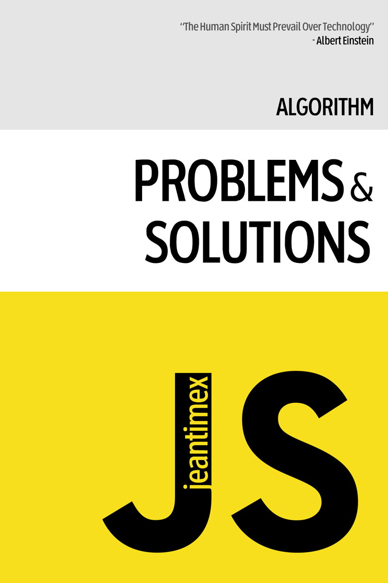 javascript-problems-and-solutions - npm