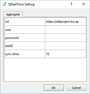 QRealTime | This is a QGIS plugin which enables automatic