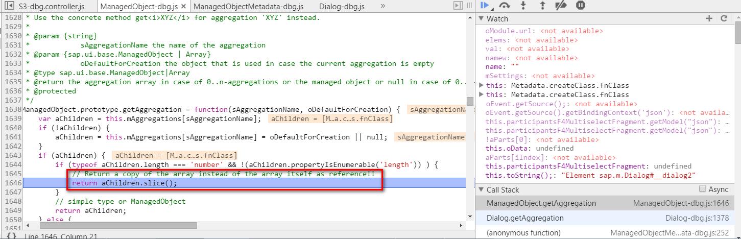 SAP UI5里xml fragment getContent方法的实现- SAP资深技术专家Jerry