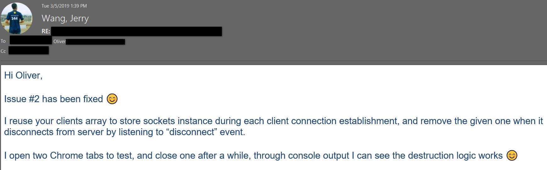WebSocket客户端连接断开后,服务器端的日志输出- SAP资深技术专家Jerry