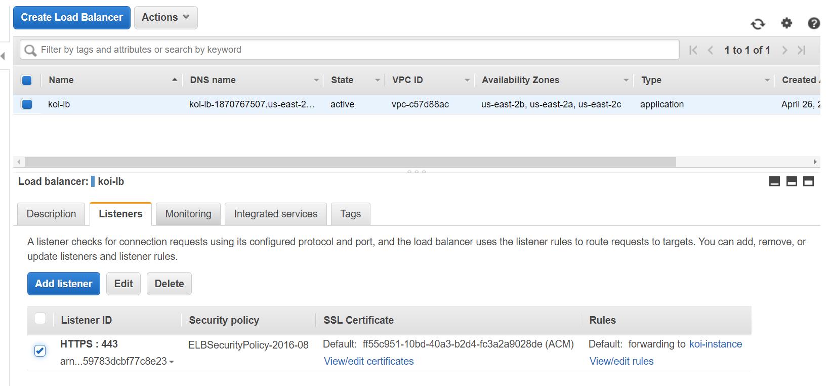 AWS load balancer - SAP资深技术专家Jerry Wang的分享- CSDN博客