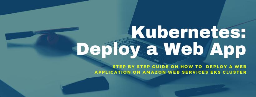 kubernetes-eks-deploy-webapp