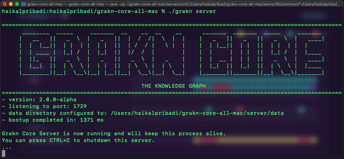 Grakn Core 2.0.0