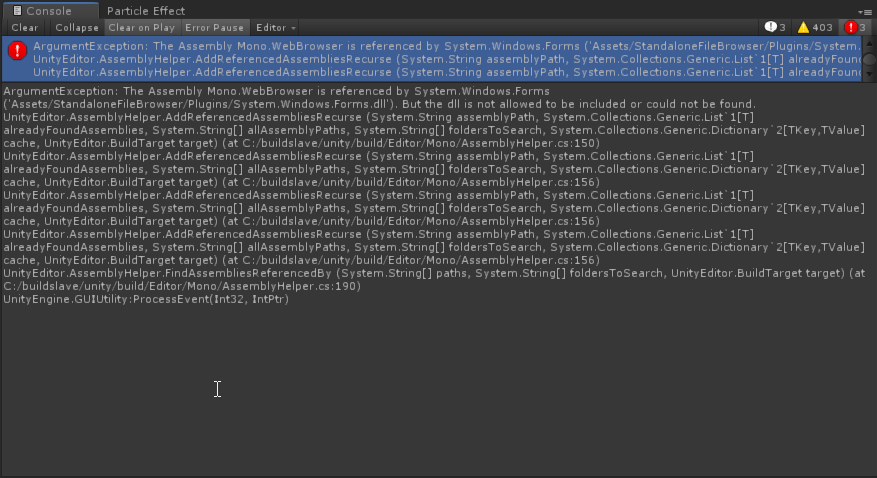 Windows Standalone with IL2CPP does not work · Issue #50 · gkngkc