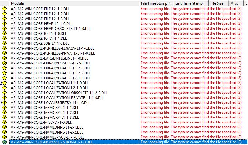 Can not install librdkafka dll on Windows 10, not using Visual
