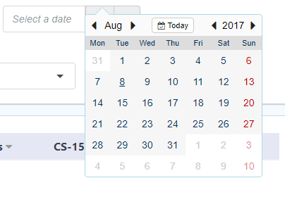 Incorrect datepicker positioning with bootstrap4 · Issue #69