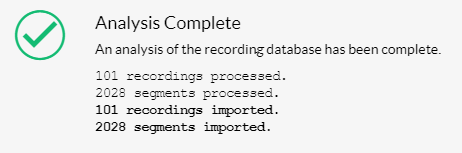 3 9 2 Recordings are missing from GUI · Issue #75