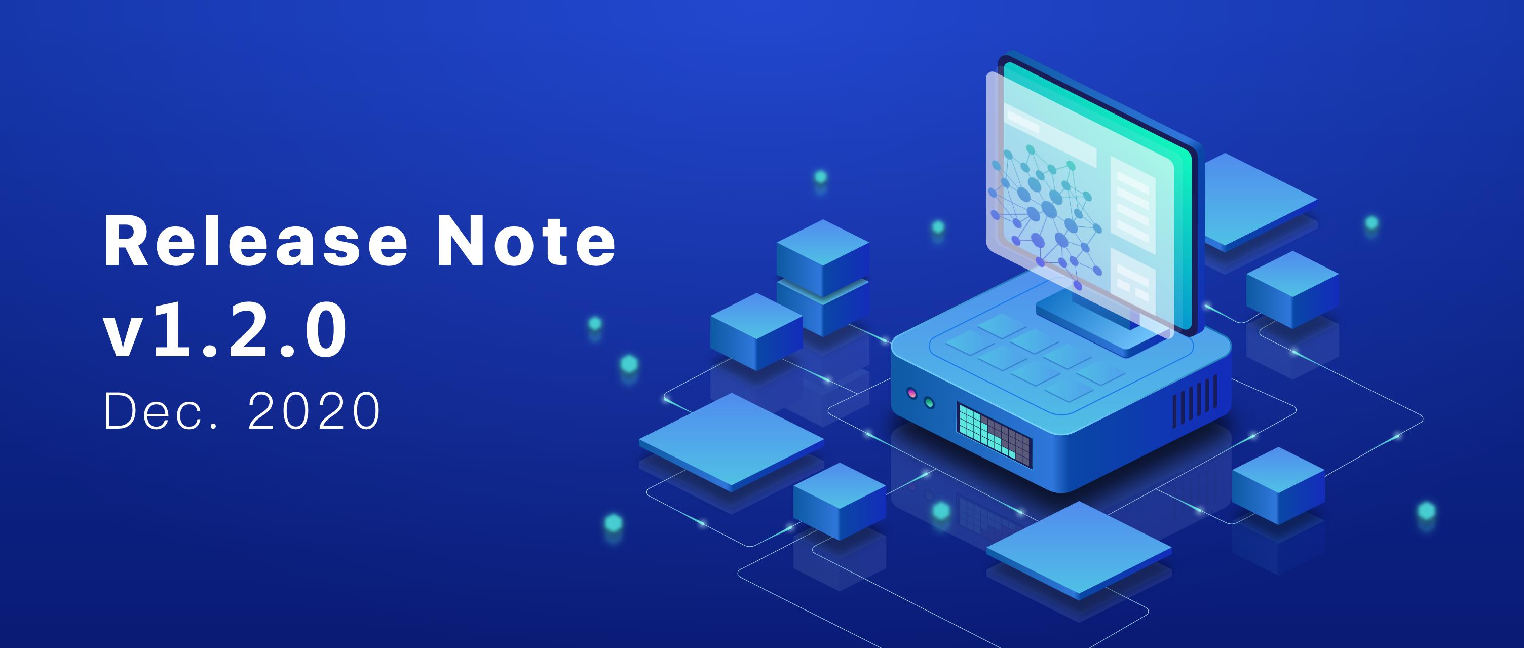Nebula Graph v1.2.0 release note