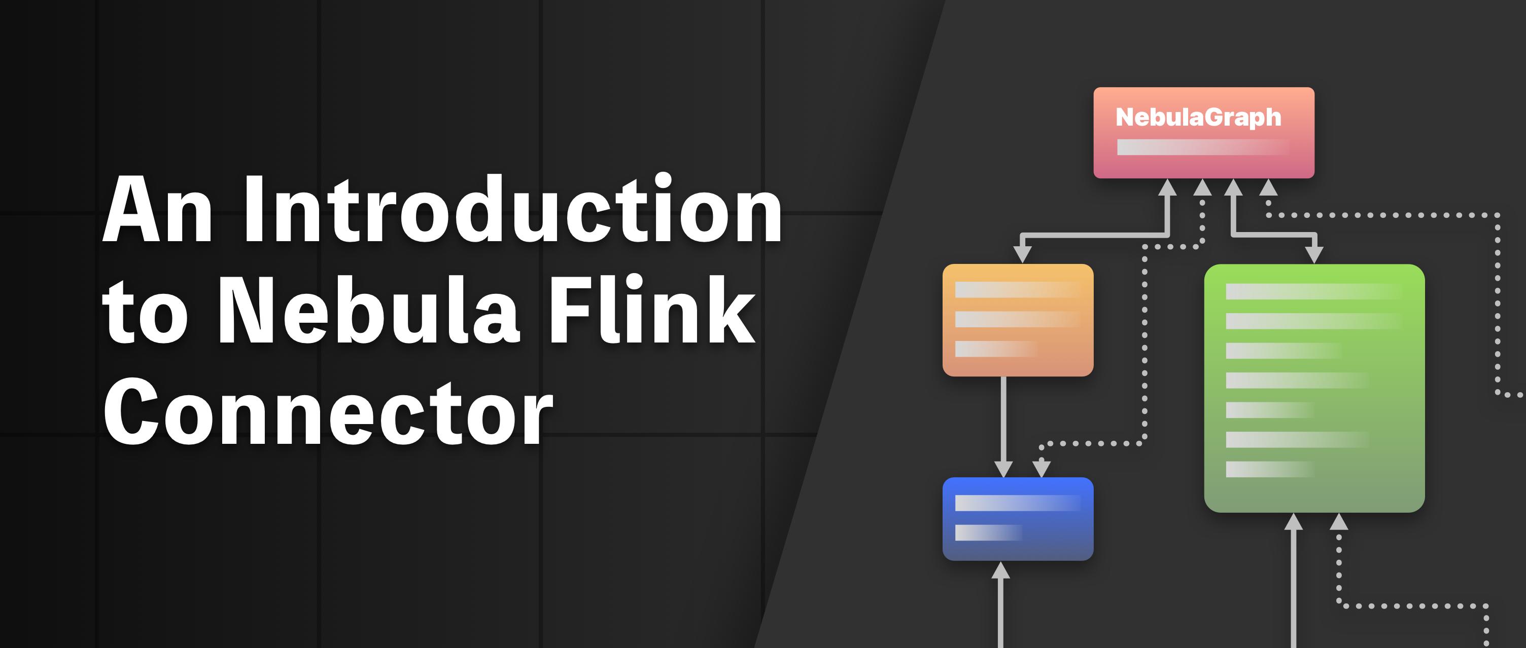 Nebula Flink Connector