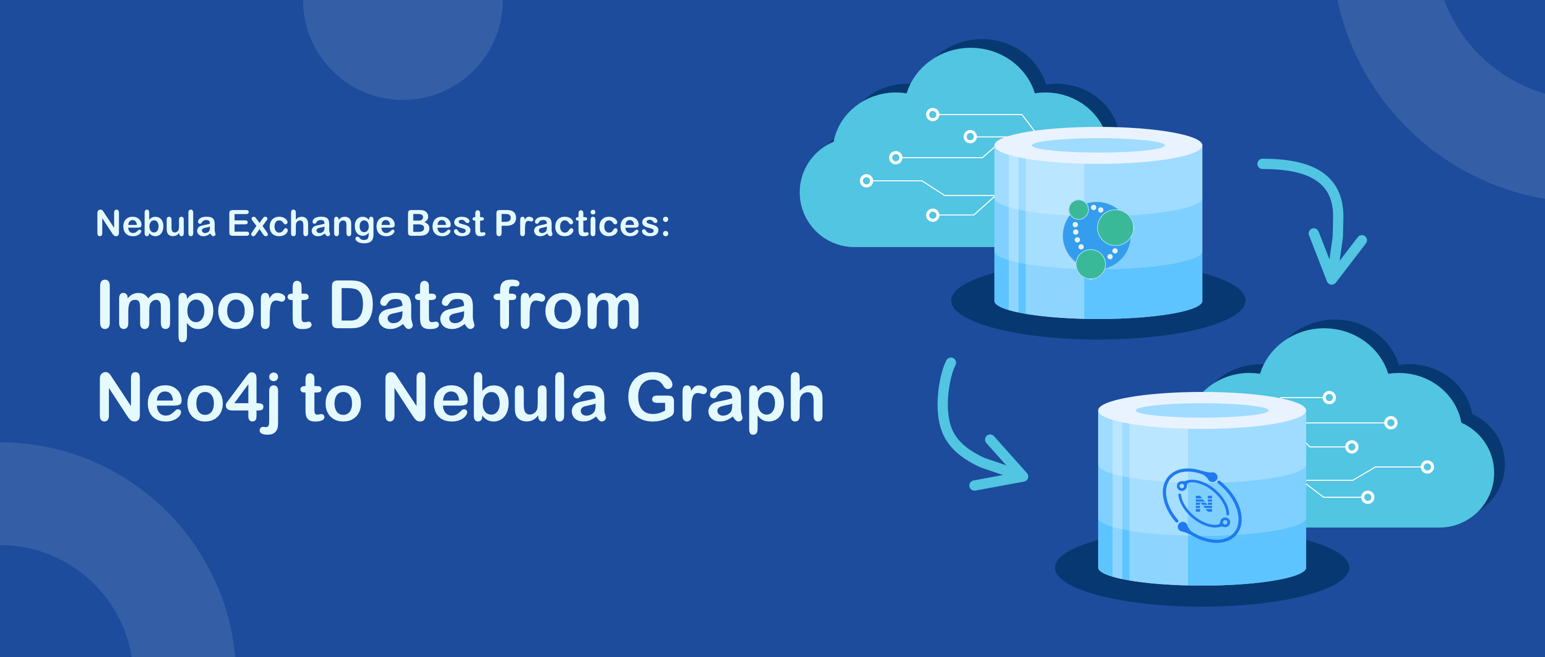 Import data from Neo4j to Nebula Graph