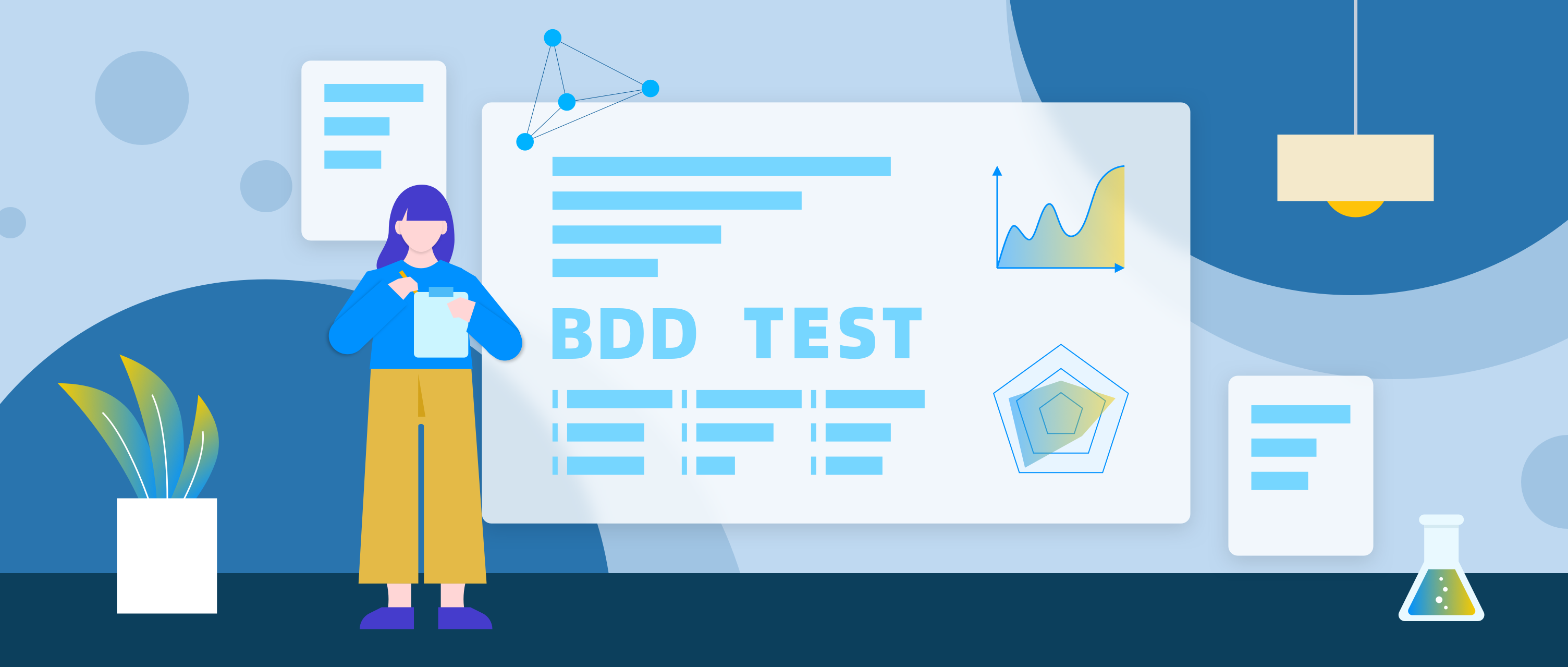 BDD-Based Integration Testing Framework for Nebula Graph: Part Ⅰ