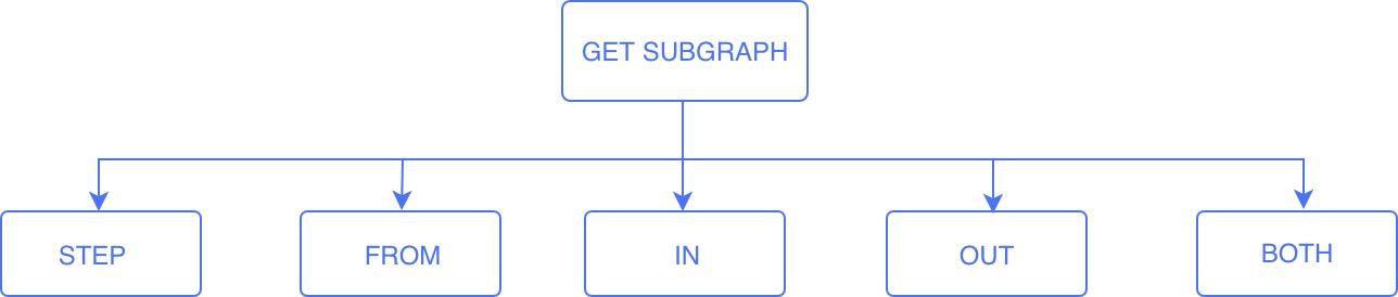 Nebula Graph Subgraph Implementation