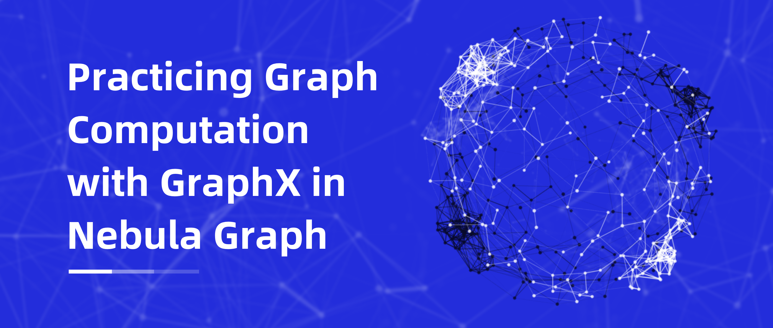 Practicing Graph Computation with GraphX in Nebula Graph