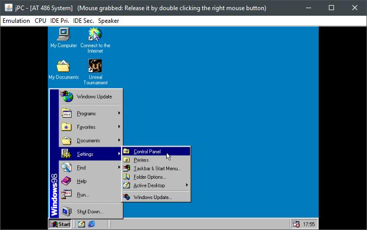 GitHub - h0MER247/jPC: A x86 PC emulator written in Java