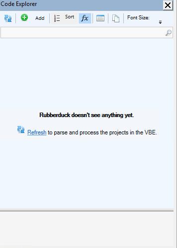 Code Explorer · rubberduck-vba/Rubberduck Wiki · GitHub