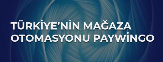 Türkiye'nin Mağaza Otomasyonu Paywingo