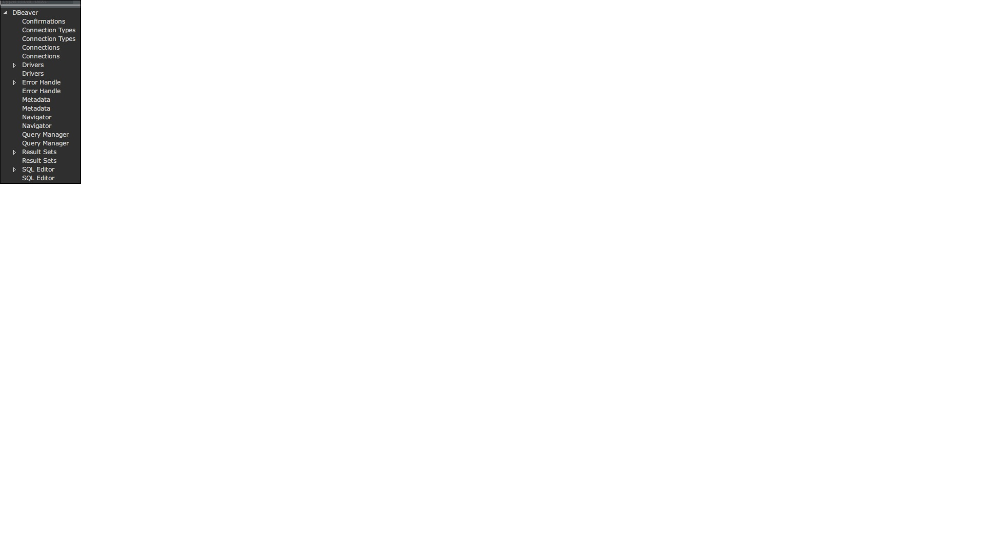 Duplicated entries in 5 2 2 · Issue #4345 · dbeaver/dbeaver · GitHub