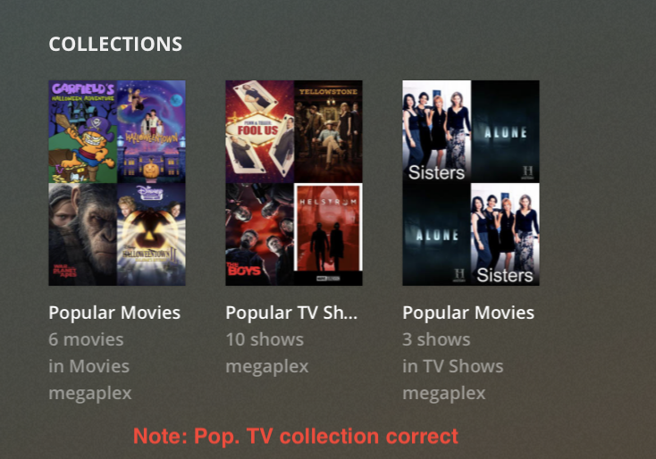 plex-collections