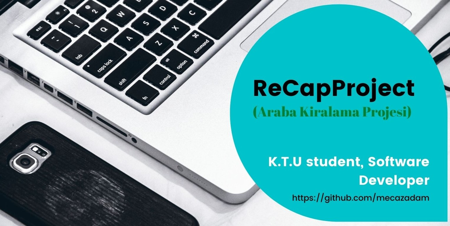 ReCapProject