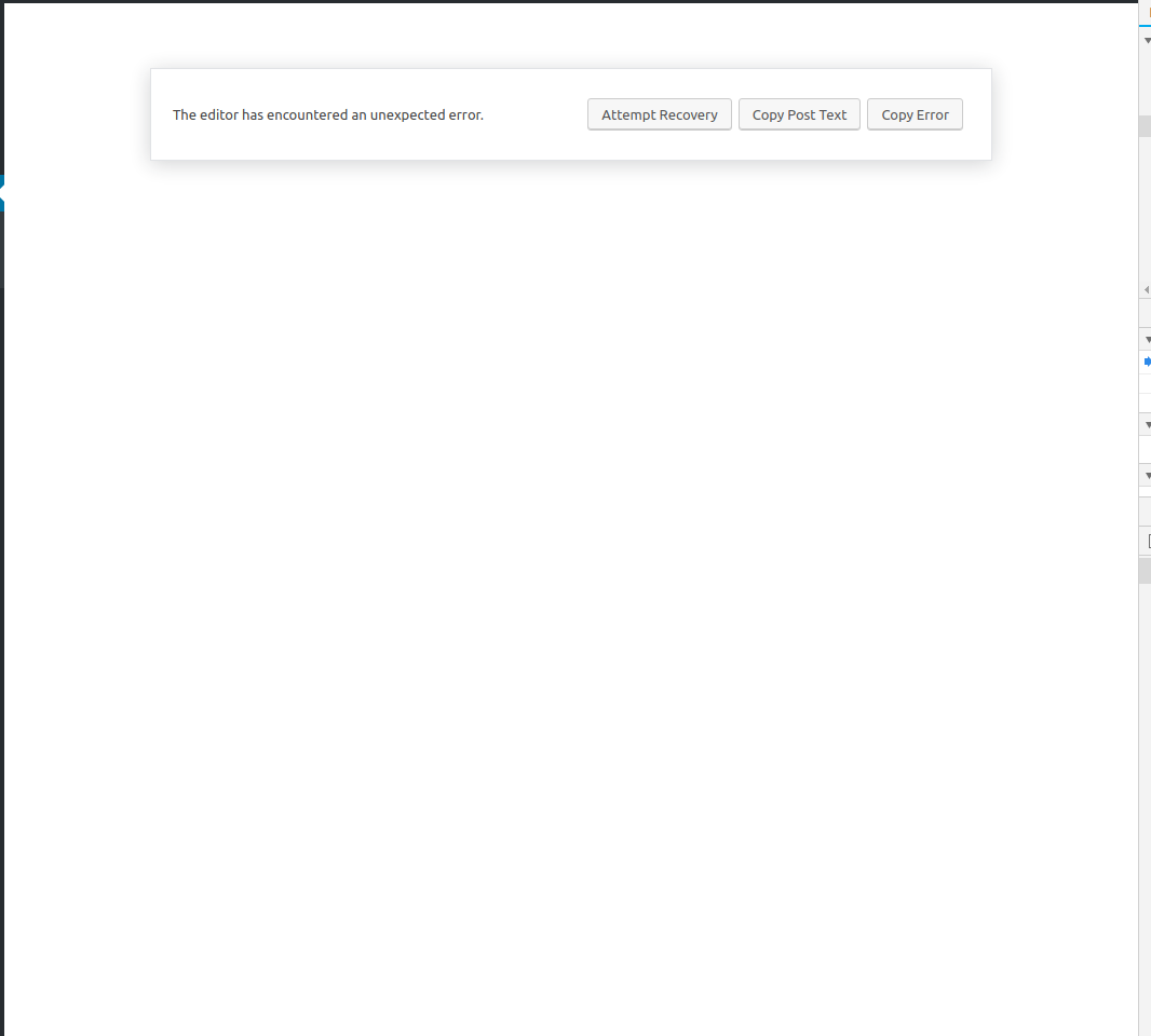 error-publish-page