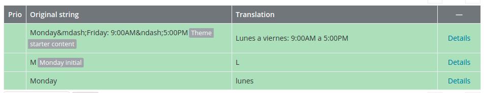 wordpress-translation-weekdays