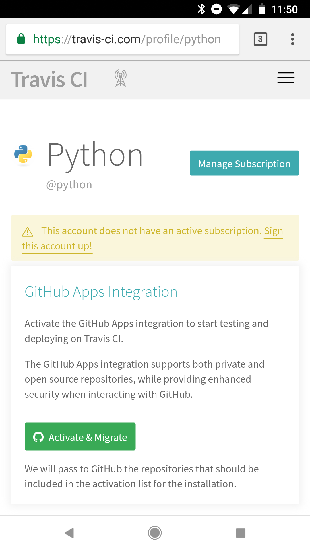 Replace GitHub Services with GitHub Apps · Issue #255