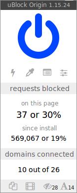 GitHub - gorhill/uBlock: uBlock Origin - An efficient