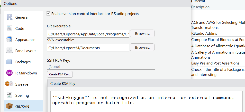 Generating RSA keypair in rstudio · Issue #2832 · rstudio