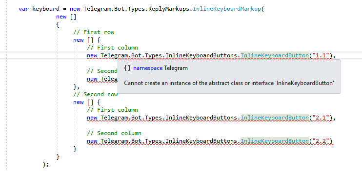 InlineKeyboardButtons · Issue #134 · TelegramBots/Telegram Bot