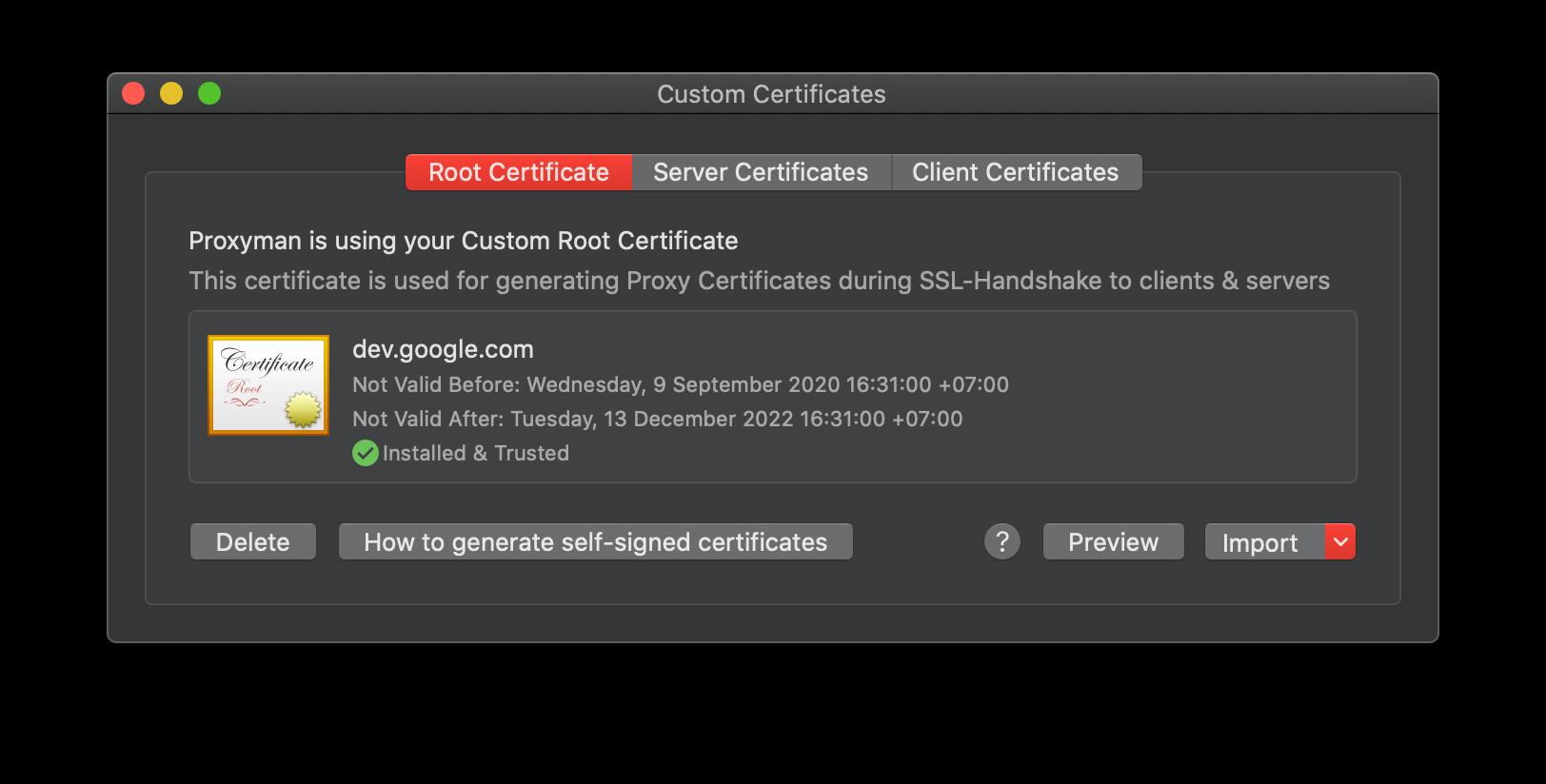 custom-root-certificate