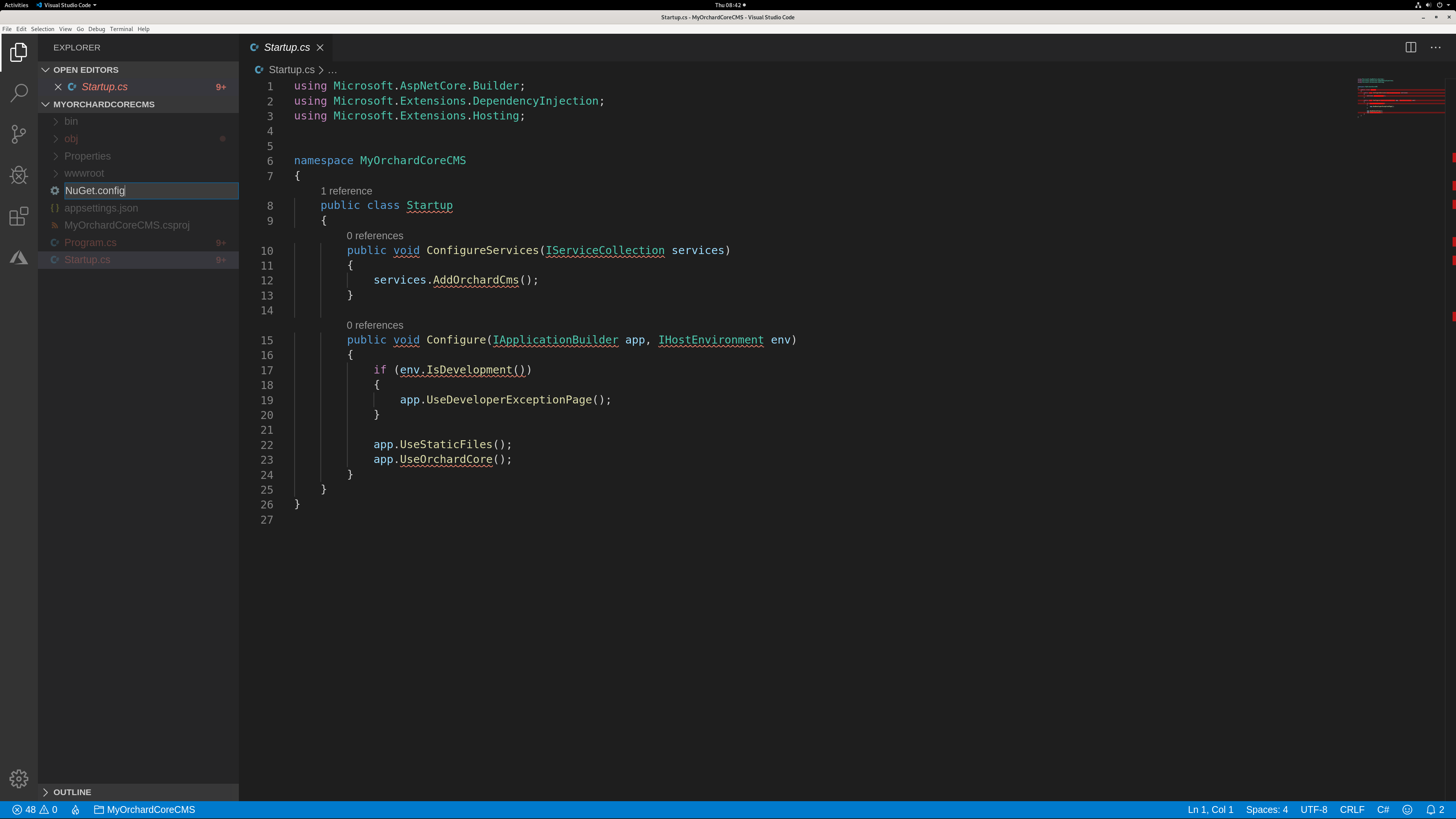 Developing-Orchard-Core-CMS-Applications-Using-Linux-and-VSCode-011