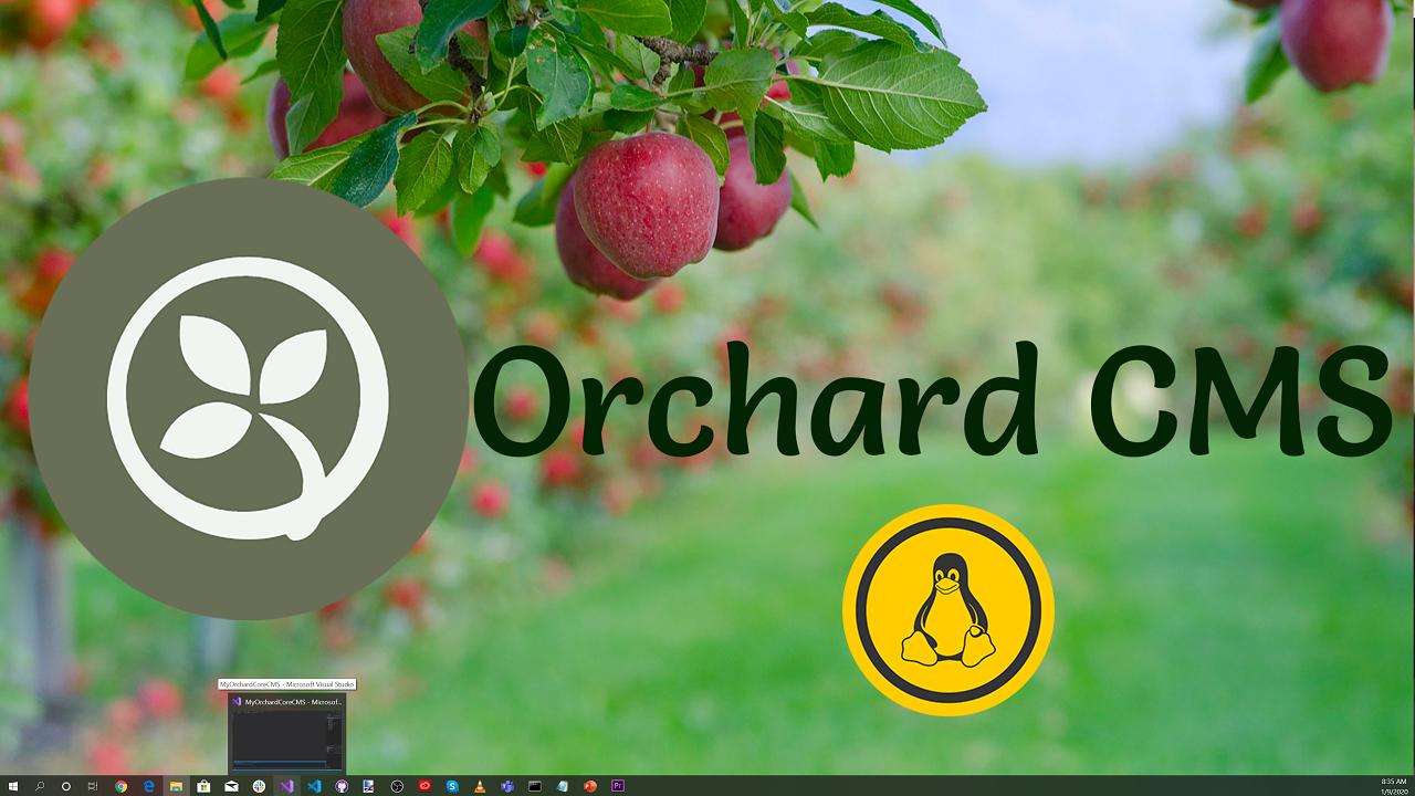 OrchardSkillsYouTubeThumbNailLinux