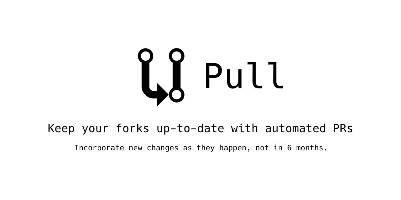 Screenshot of Pull app
