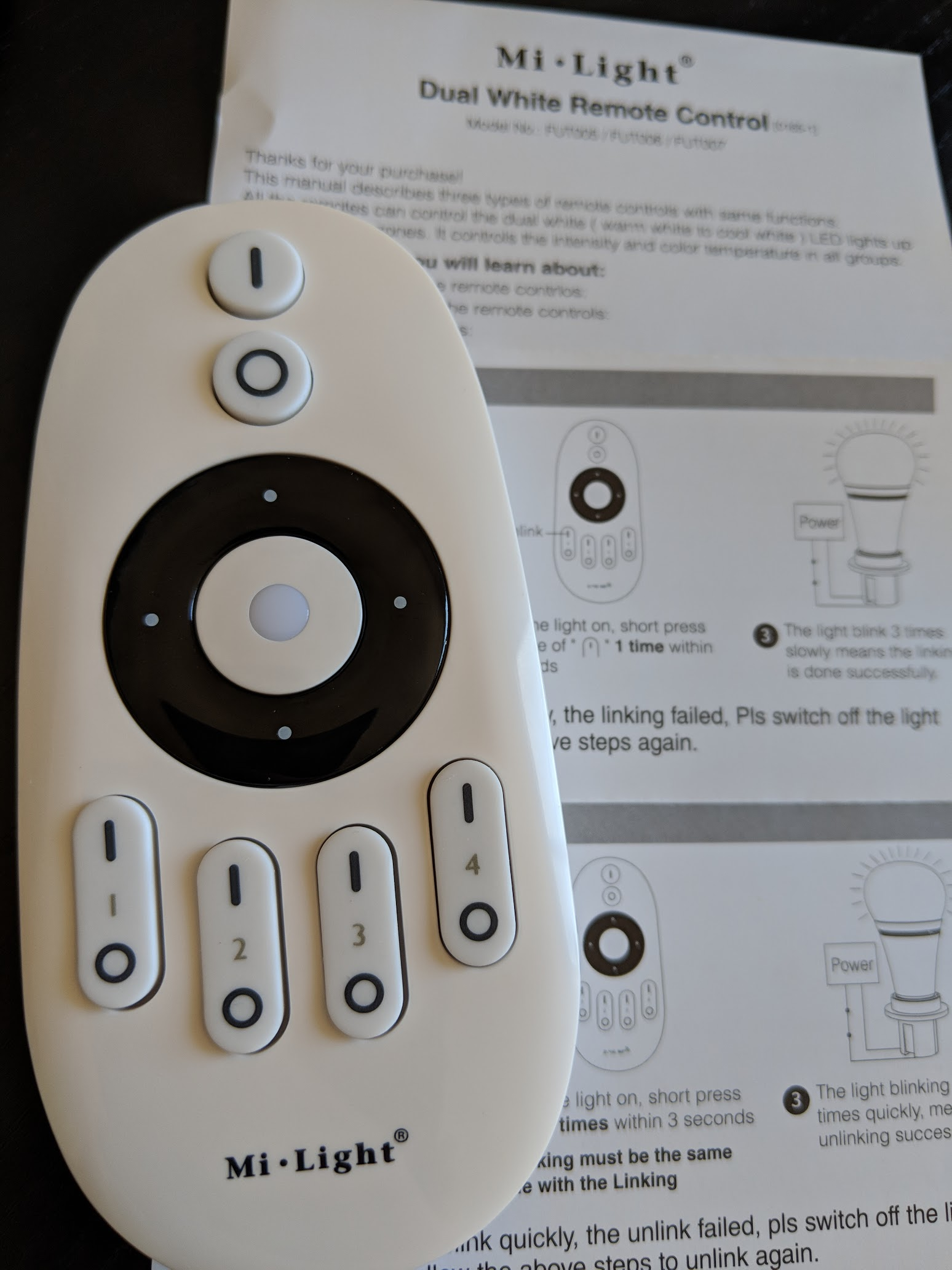Packets from some remotes (e g , RGB) are never sniffed