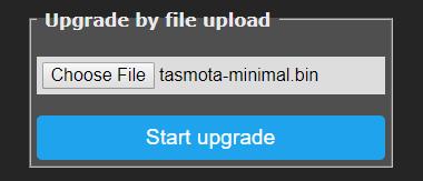 minimal upgrade
