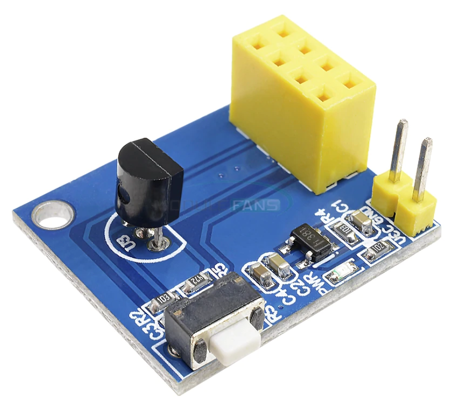 DS18B20 ESP01 Module Temperature