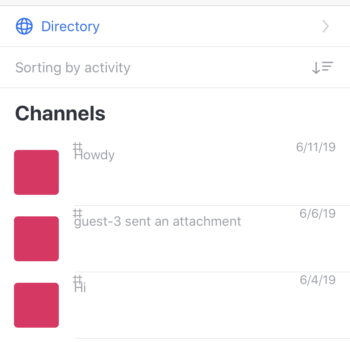 RocketChat - Bountysource