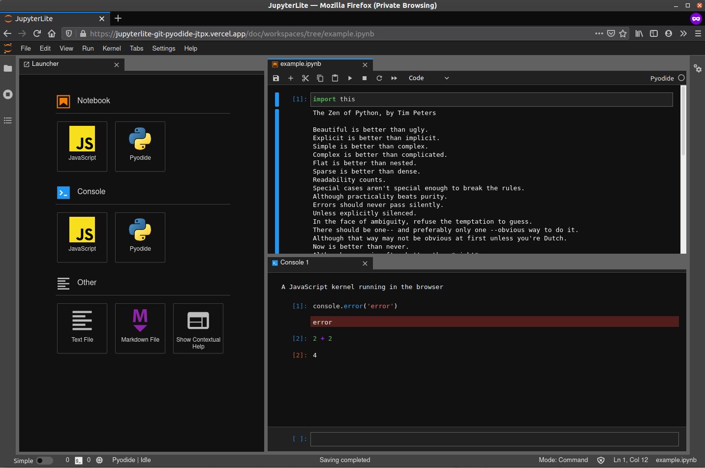 lab-screenshot