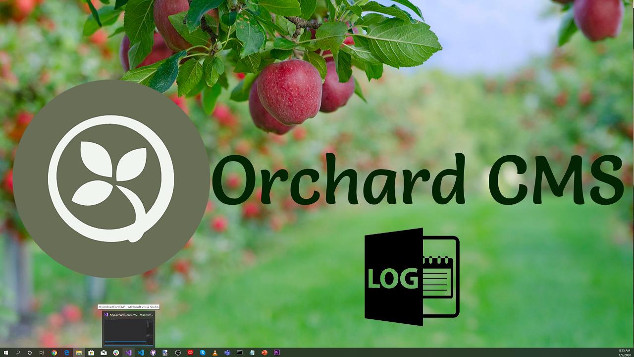 OrchardSkillsYouTubeThumbNailLog