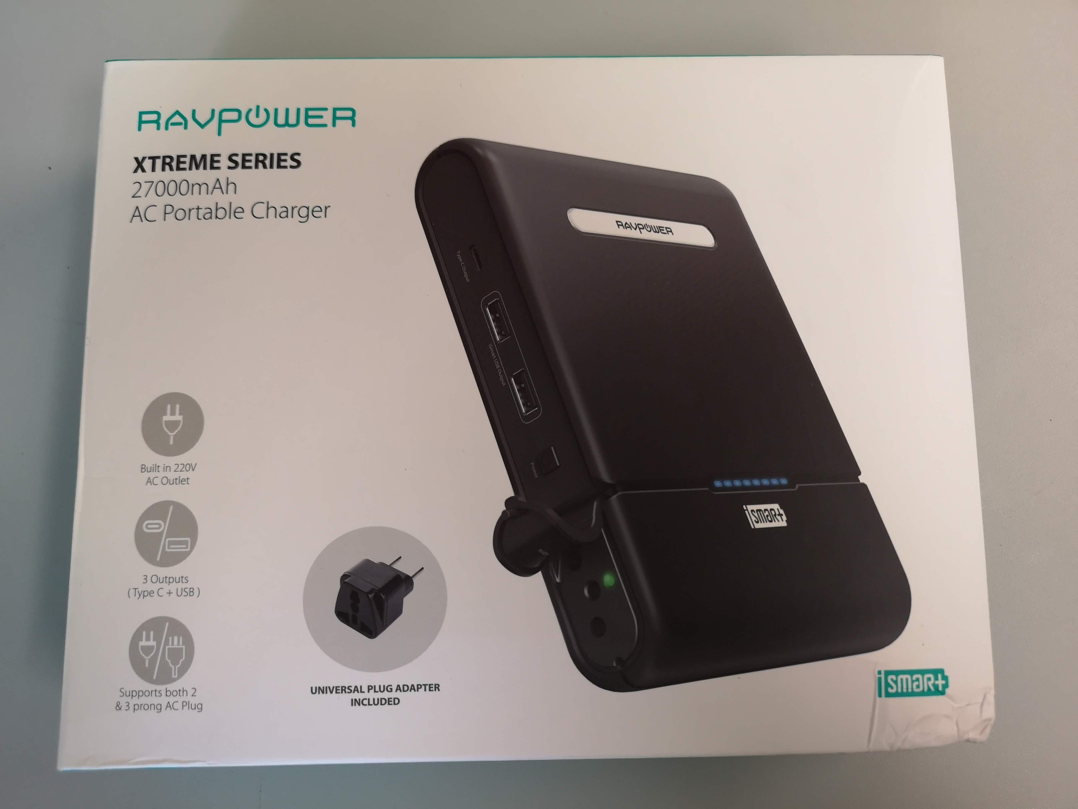 ravpower battery package