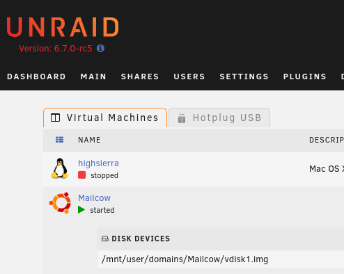 Unraid template(s) · Issue #2454 · mailcow/mailcow-dockerized · GitHub