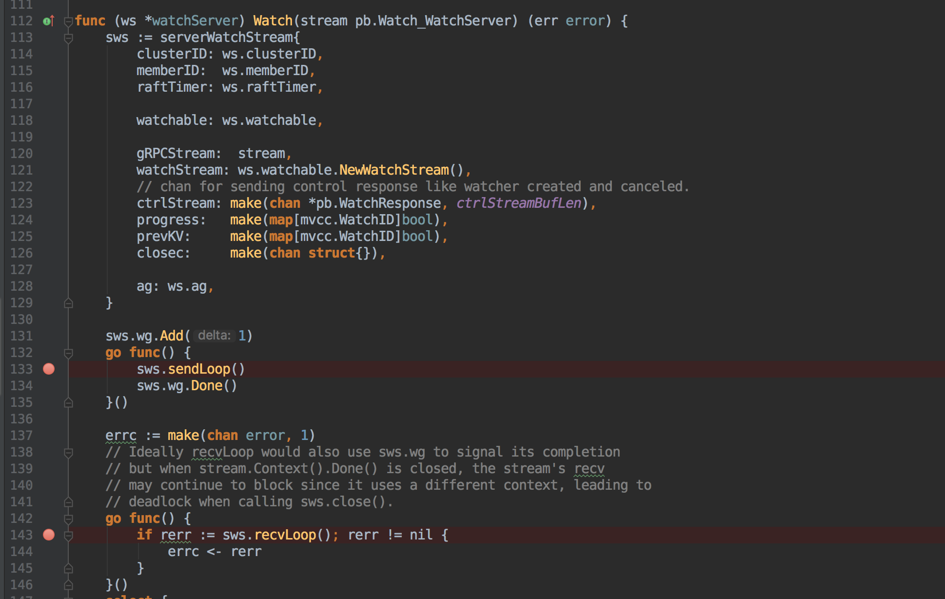 etcd watchServer goroutine leaks · Issue #10009 · etcd-io/etcd · GitHub