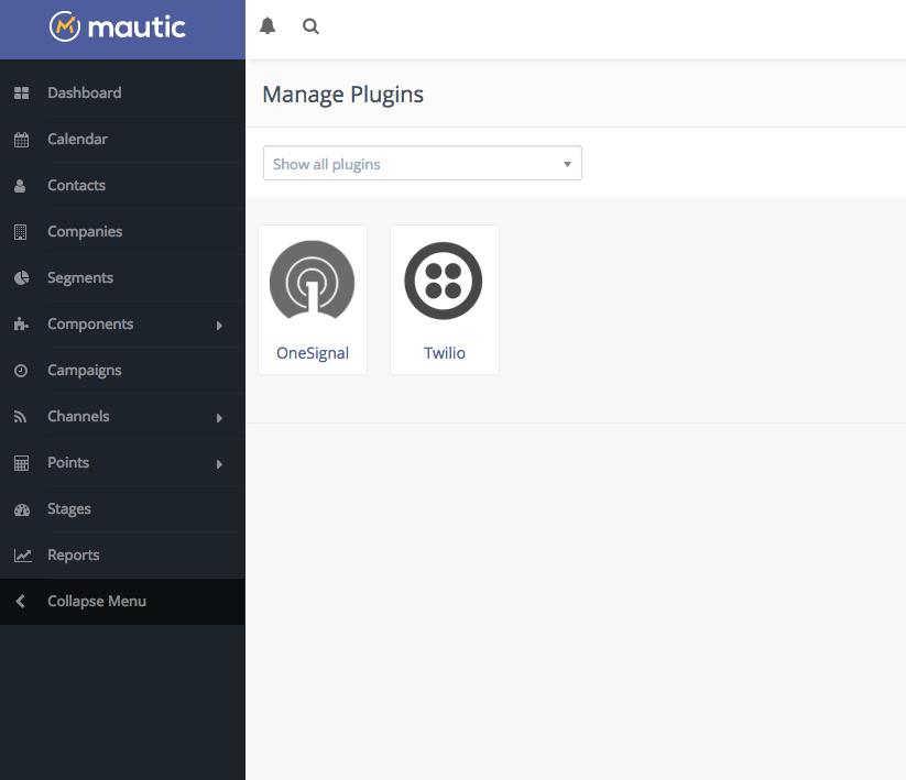 Plugins install broken – only 2 plugins (OneSignal and Twilio