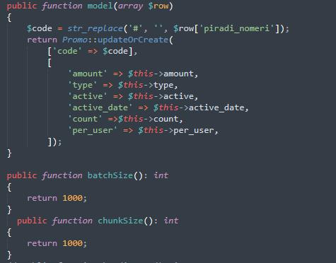 Import batch problems · Issue #2069 · Maatwebsite/Laravel-Excel · GitHub