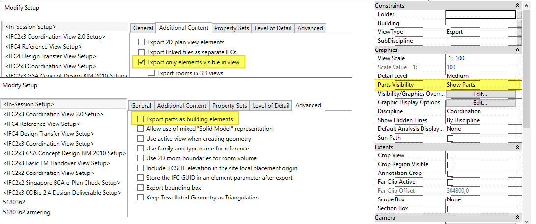 Parts: Wrong location for parts · Issue #86 · Autodesk/revit